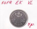 Albert II /    2 X  50 Frank  Beide Munten Het Paar Van Het Europees Voetbalkampioenschap 2000- / Prachtig - 1993-...: Alberto II