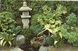 "Etats-Unis-OR-Oregon-Port Land-PORTLAND-The  Japanese Garden "" TSUKUBAI (water Bassin And Oribe Lantern With Bamboo.) - Portland"