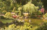 """Etats-Unis-OR-Oregon-PORT   LAND-PORTLAND-The Japanese Garden """"Upper Strolling Pond * - Portland"""