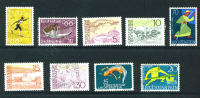 LIECHTENSTEIN  -  Small Selection Of Stamps As Scan - Collections