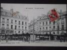 NANTES (Loire-Atlantique) - Place Du Bouffay - Marché - Animée - Voyagée Le 7 Novembre 1916 - Nantes