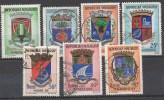 MADAGASCAR  N°437A/440__OBL  VOIR SCAN - Madagascar (1960-...)