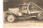 """THEME  GUERRE   """"""""LA GRANDE GUERRE  1914-15    """"""""""""CANON ALLEMAND MONTE SUR AUTOMOBILE..... - Guerre 1914-18"""
