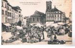 LA FERTE SOUS JOUARRE - La Place Un Jour De Marché - La Ferte Sous Jouarre