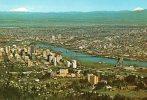 Etats-Unis-OR-Oregon-PORT LAND  -Willamette River Mt Adams Mt St Helens Mt Rainer*PRIX FIXE - Portland