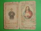 Calendarietto Anno1949.- S.GIOVANNI BOSCO  / Gesù SACRO CUORE  Salesiani Bologna - Santino - Calendriers