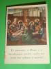 Calendarietto Anno 1953.- Gesù  DEPOSIZIONE  - Opera Dell´Oratorio S.Marcello Roma - Santino - Calendriers