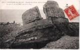ENVIRONS DE ROYAN RUINES DU PHARE DE LA COURBE LE 21 MAI 1907 JOUR DE LA CHUTE 17 - France
