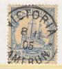 Cameroun 10  (o)  VICTORIA Type II Cd. - Colony: Cameroun