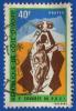 1970 - Afrique - Côte D'Ivoire - 5ème Congrès De P.D.C.I - 40 Frs Multicolore - - Ivory Coast (1960-...)