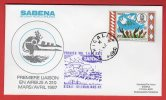 Rwanda - Premier Vol Kigali-Kilimandjaro (01/04/1987) Sabena (Airbus A310) - Rwanda