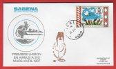 Rwanda - Premier Vol Kigali-Bujumbura (30/03/1987) Sabena (Airbus A310) - Rwanda