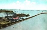 A View Of Manila Harbor Showing Breakwater - Filippijnen
