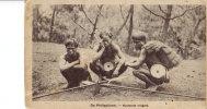 Rustende Krijgers - Filippijnen