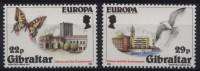 N° 513 Et N° 514 De Gibraltar  - X X - ( E 927 ) - 1986