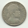 1895 - Etiopia 1 Birr, - Etiopia