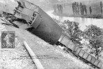 Déraillement Sur La Ligne De Belfort Entre Ougney Et Baume-les-Dames Le 9 Octobre 1911. - France