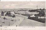 LIEGE 26 750 LA MEUSE ET LE BOULEVARD FRERE ORBAN (TRAIN CIRCULANT) 1904 - Luik