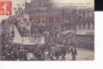 PARIS / LA MI-CAREME A PARIS 1909 -  CHAR DE L´ENTENTE CORDIALE - Autres