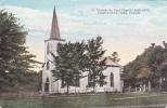 St. Vincent De Paul Church, Built 1834, Niagara-on-the-Lake, Ontario, Canada, 1900-1910s - Chutes Du Niagara