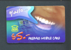 SURINAM  -  Remote Phonecard As Scan (Subject To Minor Creasing)
