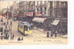 NANCY  /  RUE SAINT-DIZIER - POINT CENTRAL (tramway)   1905 - Nancy