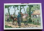 Petit Calendrier Publicitaire 1900 Manufacture Royale Van Houten - Small : ...-1900