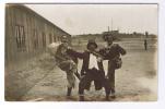 Clowns Posant Dans Le Camp De Prisonniers De SCHNEIDEMUHL à POSEN En Pologne - Guerre De 14/18 - Weltkrieg 1914-18