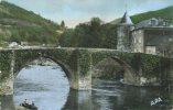 81 -  CPSM Brassac - Le Vieux Pont - Brassac