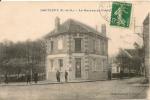 Cpa91 Boutigny Bureau De Poste - Unclassified