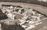 Würenlingen Eidg. Institut Für Reaktorforschung Swissair Flugaufnahme 1969 - AG Argovie
