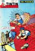 TINTIN JOURNAL 619 1960, Maçons, Mystère De La Passion à Oberammergau, Benjamin Franklin, Aviso Bisson, J.O. De Rome - Tintin