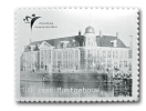 Zilver Postzegel  Dag Van De Munt  2011  In Capsule - Ungebraucht