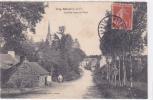 19169 Balaze -arrivée Route Vitré- 3124 Mary Rousseliere.! Attention Décollée ! - France