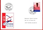 Lettre Air04, Superbe Oblitération Spéciale, Payerne 3-4.5.2004 - First Flight Covers