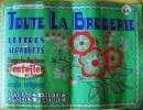 TOUTE LA BRODERIE - Dentelles- Festons Etc  - Format à L´italienne 36,5 Cm X 26,5 Cm  - 1953 - Home Decoration