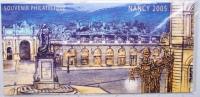France Bloc Souvenir Neuf Sous Blister Souvenir Philatélique Nancy 2005 - Souvenir Blocks & Sheetlets