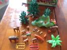 PLAYMOBIL  3006 ANIMAUX DE LA FORET  DANS BOITE D ORIGINE  1998 - Playmobil