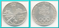 ★★ OLYMPIC MEDAL 1980 LAKE PLACID ★★ - Tokens & Medals