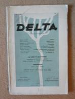 Delta N° 1 – Revue De Littérature - Poésie