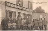 CPA 77 CHESSY HOTEL ST NICOLAS MAISON GENNERAT TRES RARE BELLE CARTE !! - Unclassified