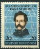 Allemagne RFA (1952) N 41 * (charniere) - [7] République Fédérale