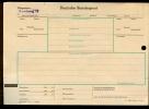 1954 BUND. INTERESSANTES Telegramm Hamburg. MK - [7] République Fédérale