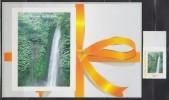 = MonTimbraMoi, Monde -20g Vertical, Série Nature, Cascade Île De Bali, Type Noeud - Personnalisés (MonTimbraMoi)