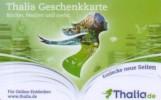 Germany - Allemagne - Thalia Book Store - Carte Cadeau - Carta Regalo - Gift Card - Geschenkkarte - Frankreich