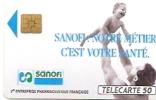 50 SO3 SANOFI - 1990