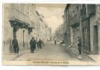(34) SERVIAN. Avenue De La Roque Animée - Frankreich