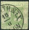 Allemagne Tour Et Taxis Etats Du Nord (1865) N 21 (o) Touché - Tour Et Taxis