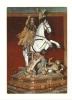 Cp, Sculpture, Santiago De Compostela, Cathédrale, Image Du Aposto - Sculptures