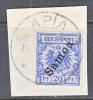 Samoa 54 (o)  APIA Type VII - Colony: Samoa